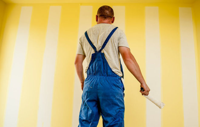 How An Expert Austin Commercial Painter Budgets for A Painting Project